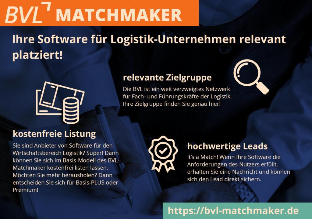BVL Matchmaker Flyer Anbieter 1