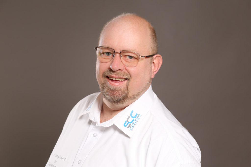 Christoph Groß - Digitalisierungsberater - Supply Chain Competence Cente Groß & Partner - Digitalisierungsbeatung