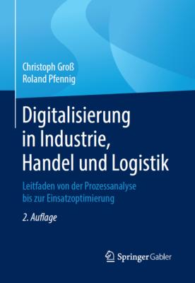 Digitalisierung in Industrie, Handel und Logistik-Vorbestellung