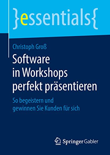 Software in Workshops perfekt präsentieren essential